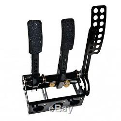 OBP Universal Floor Mounted Cockpit Fit Hydraulic Clutch Pedal Box OBP0002PRC