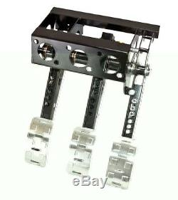 OBP Universal Top Mounted Cockpit Fit Hydraulic Clutch Pedal Box OBP0002PRTC