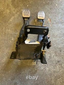Seat Ibiza Cupra 6k2 99-02 02j Pedal Box Brake / Clutch Pedal 5speed / Caddy