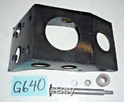 Used Oem.'56'67 Austin Healey Clutch & Brake Pedal Box Bracket Lhd G640