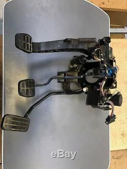VW T4 Clutch Pedal Box Pedal Set 7d0612101b 701721315b