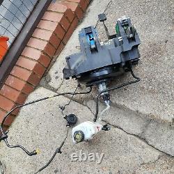 Vauxhall Corsa D 1.2 Pedal Box Master Cylinder, Brake Servo, Switches, Pipes