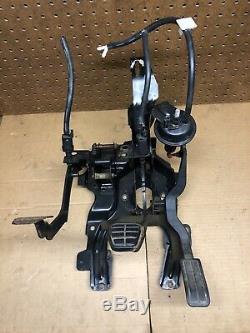 Vw Corrado-Brake Pedal Hydraulic Clutch Assembly Box-MK2 VR6 O2A Golf Jetta GTI