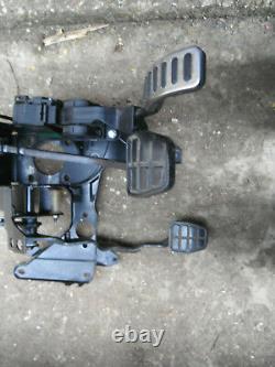 Vw Corrado Pedal Box Rhd Hydralic Clutch+fly Throttle Vr6 16v Mk2 Golf 1.8t