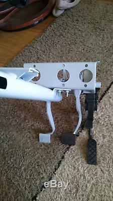 Vw Mk1 Golf Bias Brake Pedal Box Hydraulic Clutch Flywire Accelarator Pedal