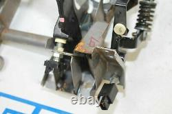 04-07 Subaru Wrx Sti Pédales Pédale D'embrayage Boîte Assemblée Frein Usine Stock Oem 05