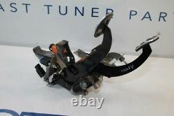15-18 Subaru Wrx Sti Oem Pédales D'embrayage De Frein Pedal Cage Box Factory Stock 16 17