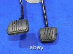 1987-1993 Ford Mustang 5 Speed Manuelle Pedal Box Embrayage Assemblage Bon Usage X83