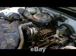 1988 Chevy 1500 Complet Pédale D'embrayage Et De Frein Assemblée Boîte Manuelle 5 Vitesses Tran