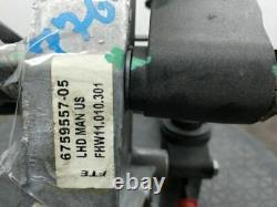 2004 Bmw Z4 Clutch Brake Pedal Box Assembly Bracket