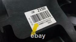 2010 Sur Mk1 Chevrolet Spark Pedal Box Assemblage Avec Pédale D'embrayage 95202156
