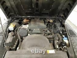 2012 Land Rover Defender 110 Puma Cylindre Maître D'embrayage Avec Boîte De Pédale
