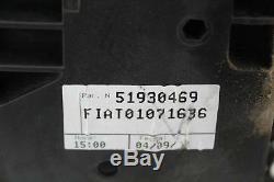 2013 Pédale Fiat Doblo Box 463604