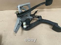 5 Spd Manual Clutch Pedal Box Swap Bmw 325i E36 Oem (1992-1997) #92233