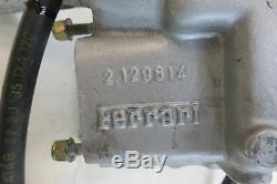 94 Ferrari 348 Pédales Ts, Boîte De Pédale De Frein D'embrayage Ensemble 129614