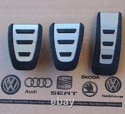 Audi Rs5 Original Pedalset Pedale Pedalkappen A4 B8 S4 A5 S5 Q5 Pedal Pads Caps
