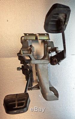 Audi Ur Quattro, 80 B2 Manuel De Pédale Boîte Avec Pédales De Frein Et D'embrayage