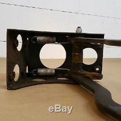 Austin Healey 3000 Original Pédale D'embrayage Frein Boîte Montage Avec Pédales Oem