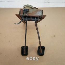 Austin Healey Sprite Mg Midget Original Brake Clutch Pedal Box Assembly Oem