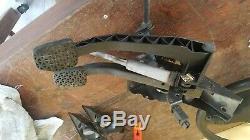 Bmw 325 I Est E E30 Manuel D'embrayage Pédale De Frein Boîte Cylindre / Tuyau / Grommet / Switch