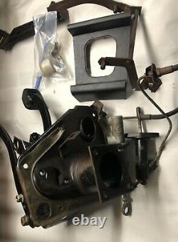 Bmw E21 Pedalbox Set Clutch Pedal Box 320i 323i Manuel Transmission Swap Kit