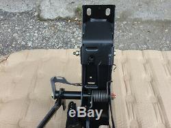Bmw E31 E32 E34 Oem Lhd Manuel Pédales D'embrayage Frein Accélérateur Gaz Pédale Boîte
