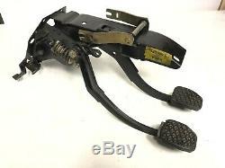 Bmw E31 E34 E32 Oem Boite Manuelle D'embrayage Pédales Support Boîte 1988-1997