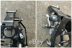 Bmw E34 E32 Manuel Pédale Box + Gaz Pédale D'embrayage Lhd Cylindre De Ressort De Rappel