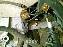 Bmw E36 328i 325i 320i 318is Foot Controls Manual Transmission Clutch Pedal Box