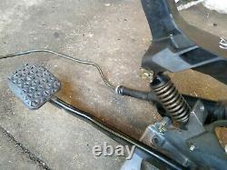 Bmw Série 3 E36 Z3 Foot Controls Manual Transmission Clutch Pedal Box Assembly