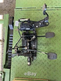 Boîte De Pédale De Frein D'embrayage Vauxhall Vivaro Trafic Primastar 01-14 Pédales Van Cage