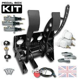 Car Kit D'embrayage Hydraulique Pédale Boîte Rallye Race Performance Kit Cmb0406 Track Day +
