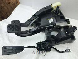 Chevrolet Spark 2010-2015 1.0 Petrol Pedal Box Assemblage Type De Câble De Frein D'embrayage