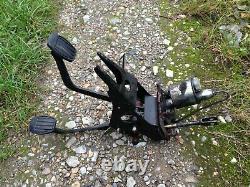 Classique Mini Cooper Sportspack S Mpi Servo Pedal Box Clutch Master Cylinder Kit