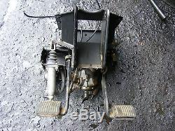 Daf 45/150 Complet Pédale Boîte À Pied De Frein Et D'embrayage Valve Valve