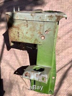 Datsun 620 Ramasser L'embrayage Et La Boîte Pédale De Frein