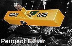 Embrayage Griffe Land Rover Dispositif De Sécurité Motorhome Van Voiture 4x4 Box Pedal