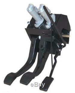 Escort Mk1 Brake Balance Bar Bias Pédale Boîte Câble D'embrayage Avec New Pressée Stee
