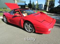 Ferrari 348, Clutch Pedal Withbox, Utilisé, P/n 149868