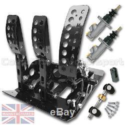 Fits Bmw E30 À Distance Monté Au Sol Cable Box Pedale Embrayage Cmb6051-cab
