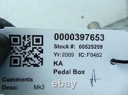 Ford Ka Mk2 1.2 Embrayage À Essence Et Boîte À Pédales 51820457 2008-2016