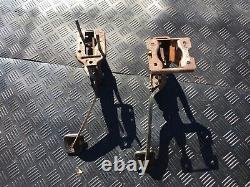 Frein/embrayage Pédale Box Ajustement Nissan Skyline R32 Gtr/gtst Boîte Manuelle Conversio