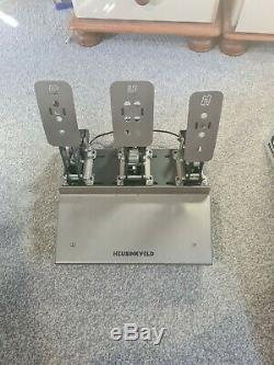 Heusinkveld Sprint Pédales D'embrayage, Break, Avec Des Boîtes Accelorator