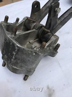 Jaguar Mk2 Daimler V8 250 S Type Manual Pedal Box C24014 C13247 C13246