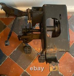 Mk2 Golf Hydraulic Clutch Conversion B4 Passat Pedal Box & Hydraulic Cylinders