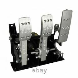 Obp Premium Kit Car Cable Clutch Pedal Box V2 Floor Mounted (obpkcp101c)