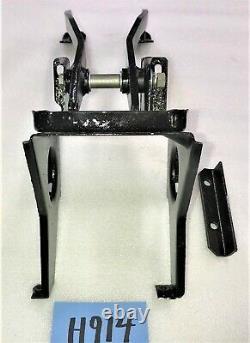 Oem Usé Remis À Neuf.'68'74 Mgb Pedal Box Avec Pédales De Frein Et D'embrayage H914