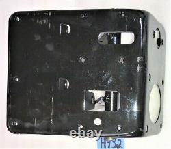 Oem Utilisé. 68 76 Triumph Tr6 Pedal Box Avec Pédales De Frein Et D'embrayage & Arbre H932
