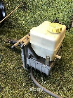Range Rover P38 Boîte À Pédale Manuelle Embrayage Maître Esclave Cylindre Conversion 94-02