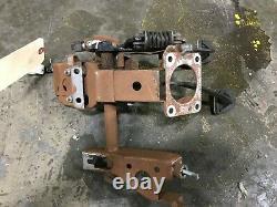 Subaru Impreza Wrx Sti M/t Clutch & Brake Pedals Assembly Box 2493 Subaru Impreza Wrx Sti